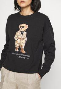 Polo Ralph Lauren - SEASONAL - Sweatshirt - black - 4