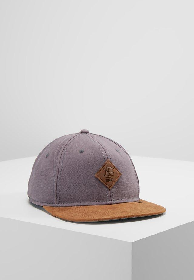 DULL - Caps - grey