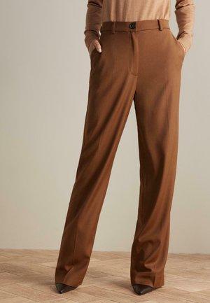 Trousers - natürlich - 8685 - rhum