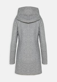 ONLY Petite - ONLSEDONA LIGHT COAT PETITE  - Kort kåpe / frakk - light grey melange - 1