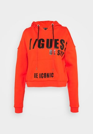 ALYSE  - Hoodie - french orange