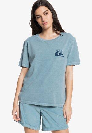 STANDARD - Print T-shirt - citadel blue