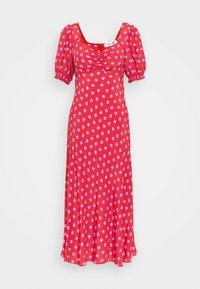 Diane von Furstenberg - JADE - Vapaa-ajan mekko - red - 0