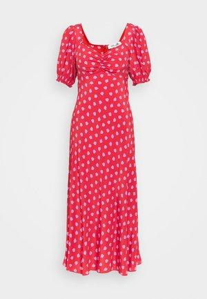 JADE - Denní šaty - red