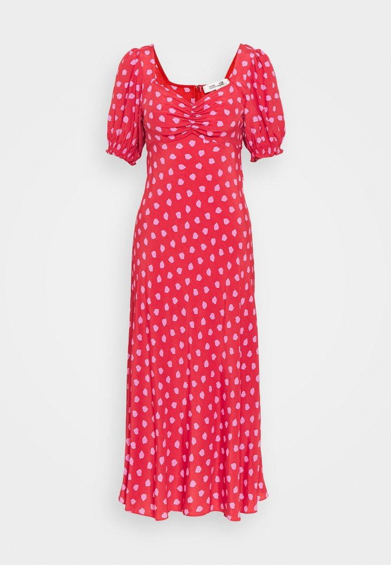 Diane von Furstenberg - JADE - Vapaa-ajan mekko - red