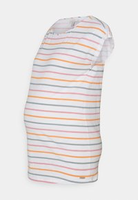 Esprit Maternity - Print T-shirt - bright white - 0