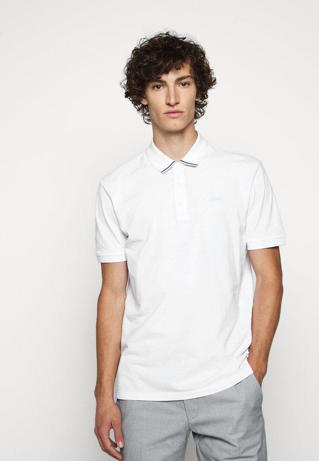 DARUSO - Polo - white