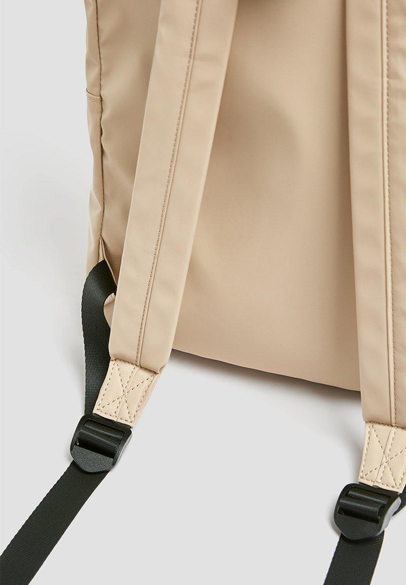 PULL&BEAR Ryggsäck - beige