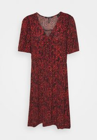 Scotch & Soda - PRINTED DRESS WITH FITTED WAIST - Denní šaty - combo - 3