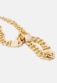 Pieces - PCKATTHIA WAIST BELT KEY - Midjebelte - gold-coloured - 2