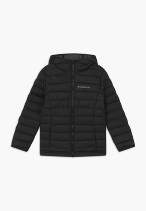 POWDER LITE BOYS HOODED - Snowboard jacket - black