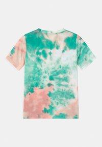 Abercrombie & Fitch - Triko spotiskem - green/pink - 1