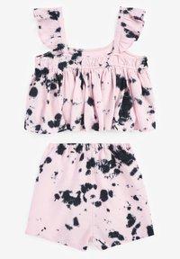 Next - SET - Shorts - pink - 3