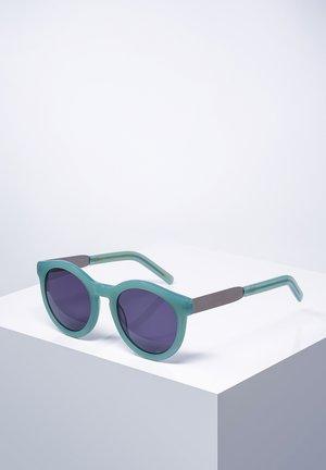 COMPTON - Zonnebril - turquoise
