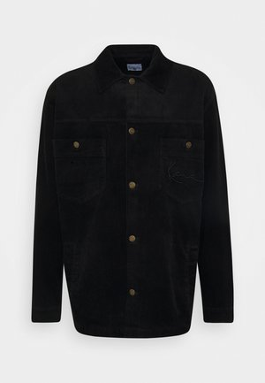 SIGNATURE JACKET - Camicia - black