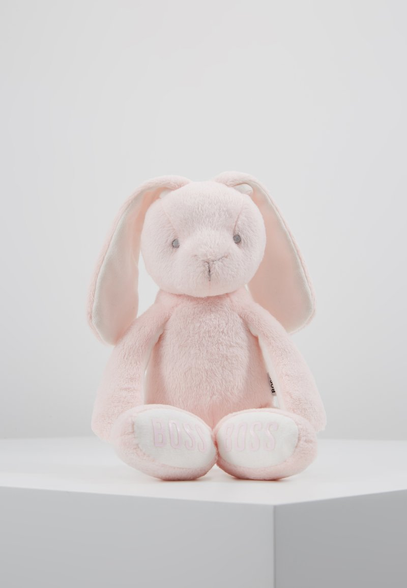 BOSS Kidswear - SOFT TOY - Plyšák - baby pink