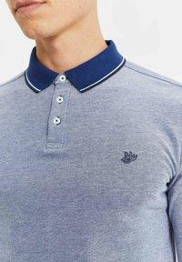 WE Fashion - Polo shirt - greyish blue - 4