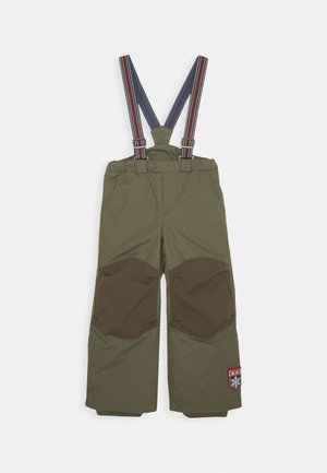 ROMPPA PLUS UNISEX - Snow pants - ivy green