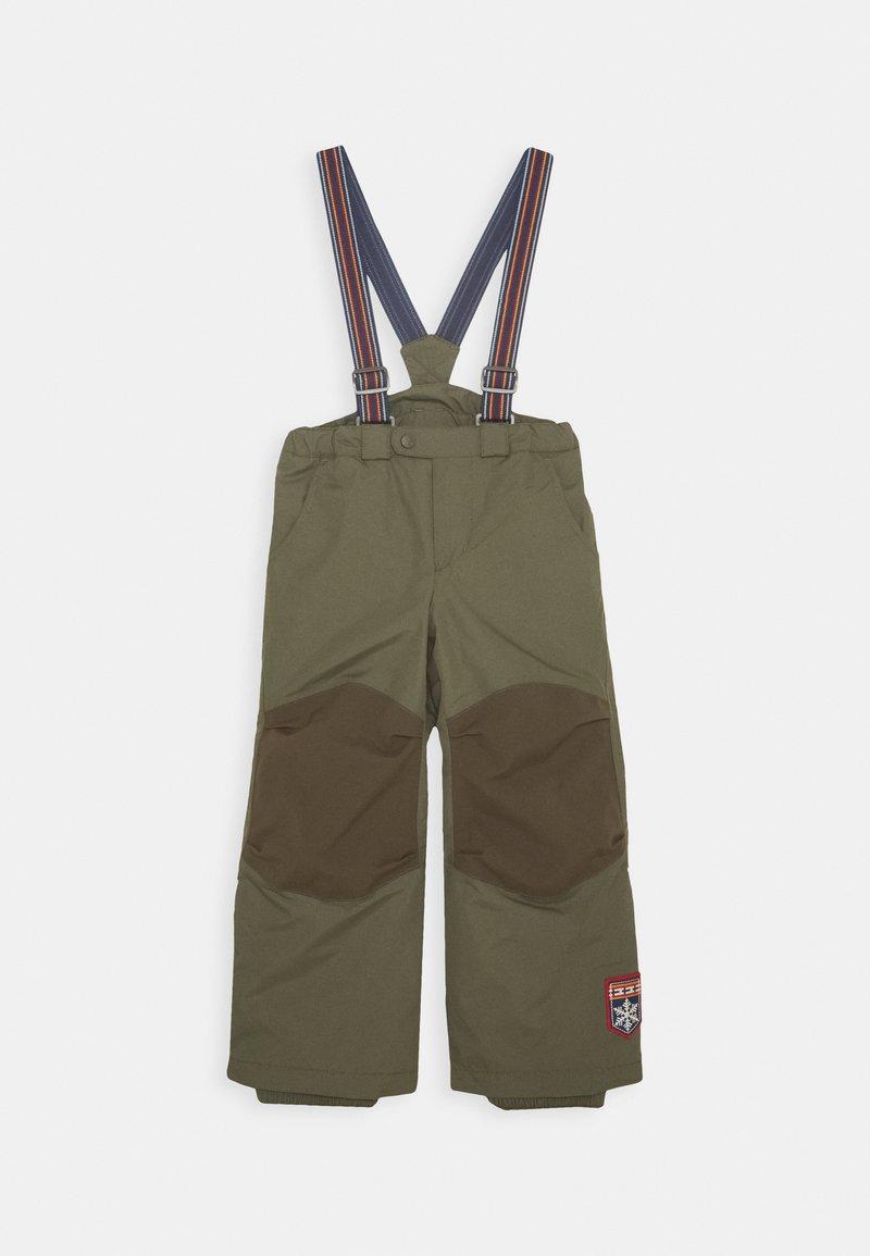 Finkid - ROMPPA PLUS UNISEX - Snow pants - ivy green