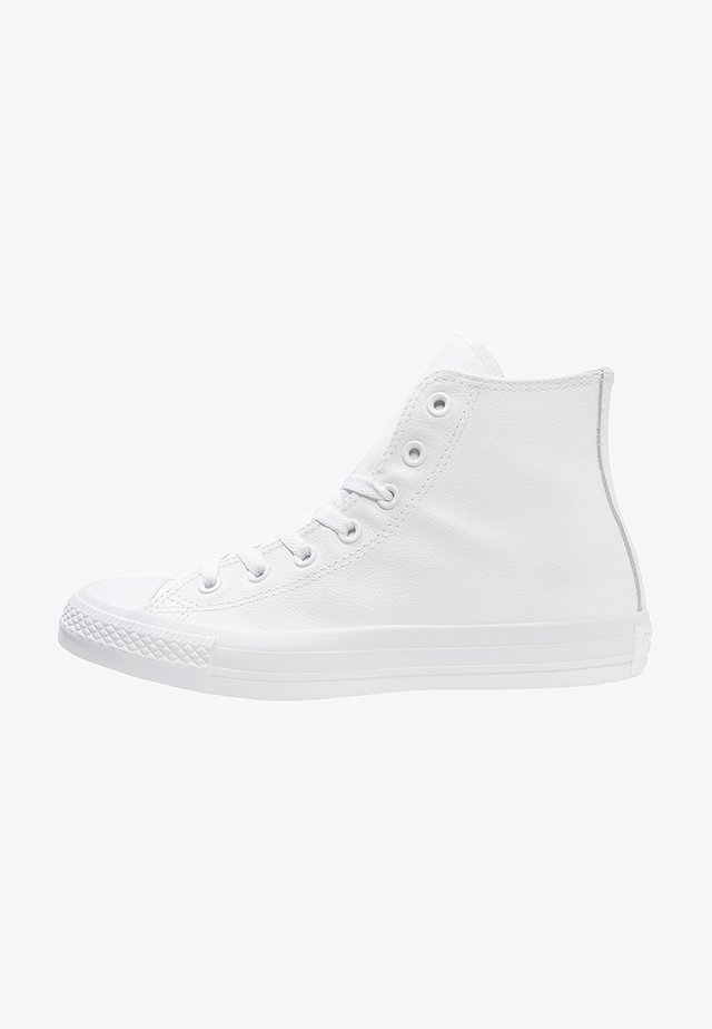 CHUCK TAYLOR ALL STAR HI - Korkeavartiset tennarit - blanc
