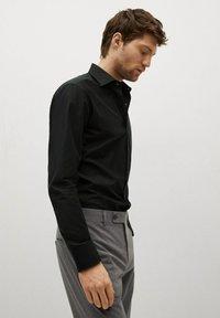 Mango - EMERITOL - Camicia elegante - schwarz - 3