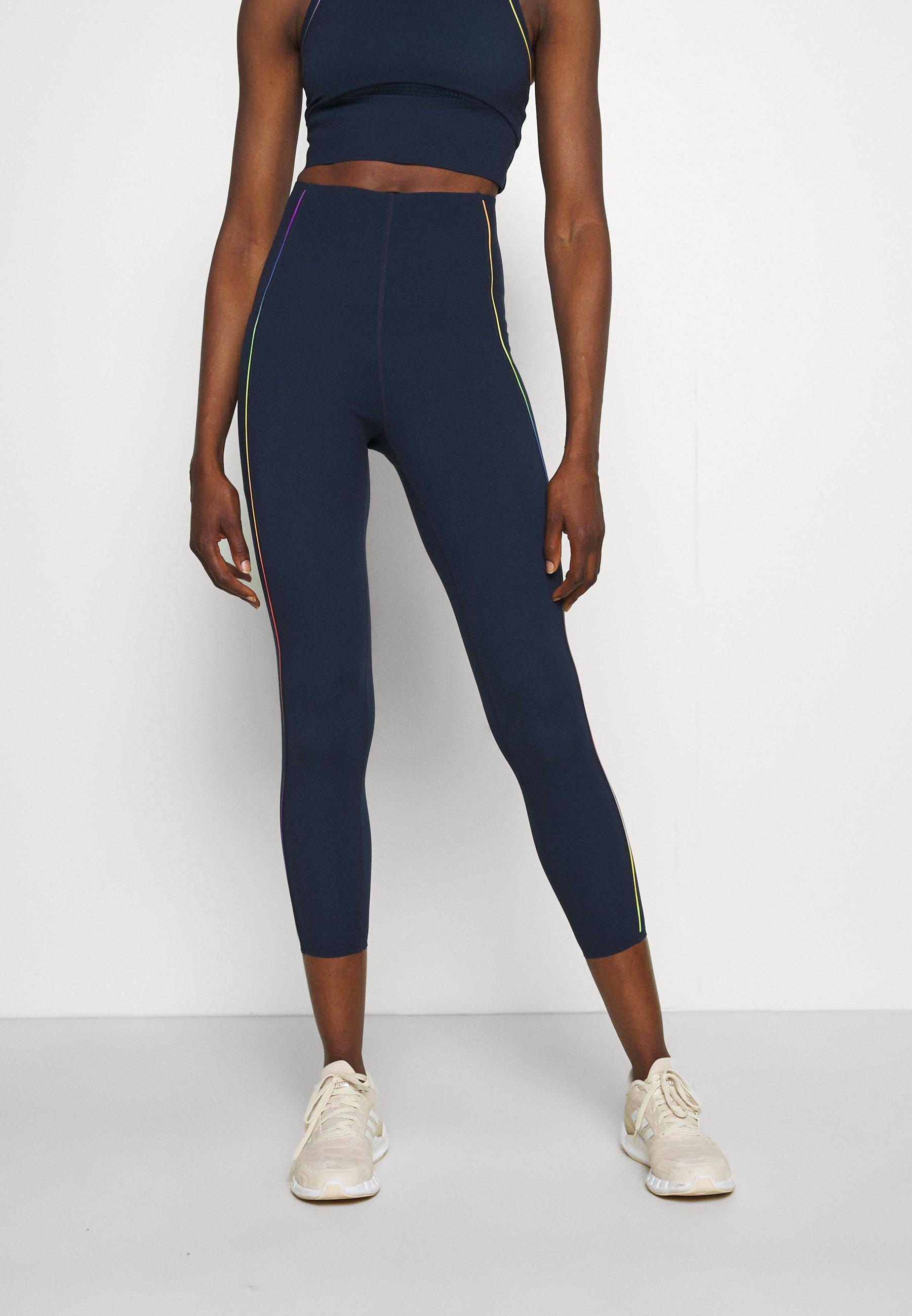 Femme POWER HIGH WAIST 7/8 WORKOUT LEGGINGS - Collants