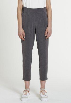PANON BARANQUILLA - Spodnie materiałowe - grey
