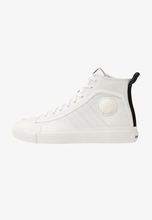 S-ASTICO MID LACE - Zapatillas altas - star white