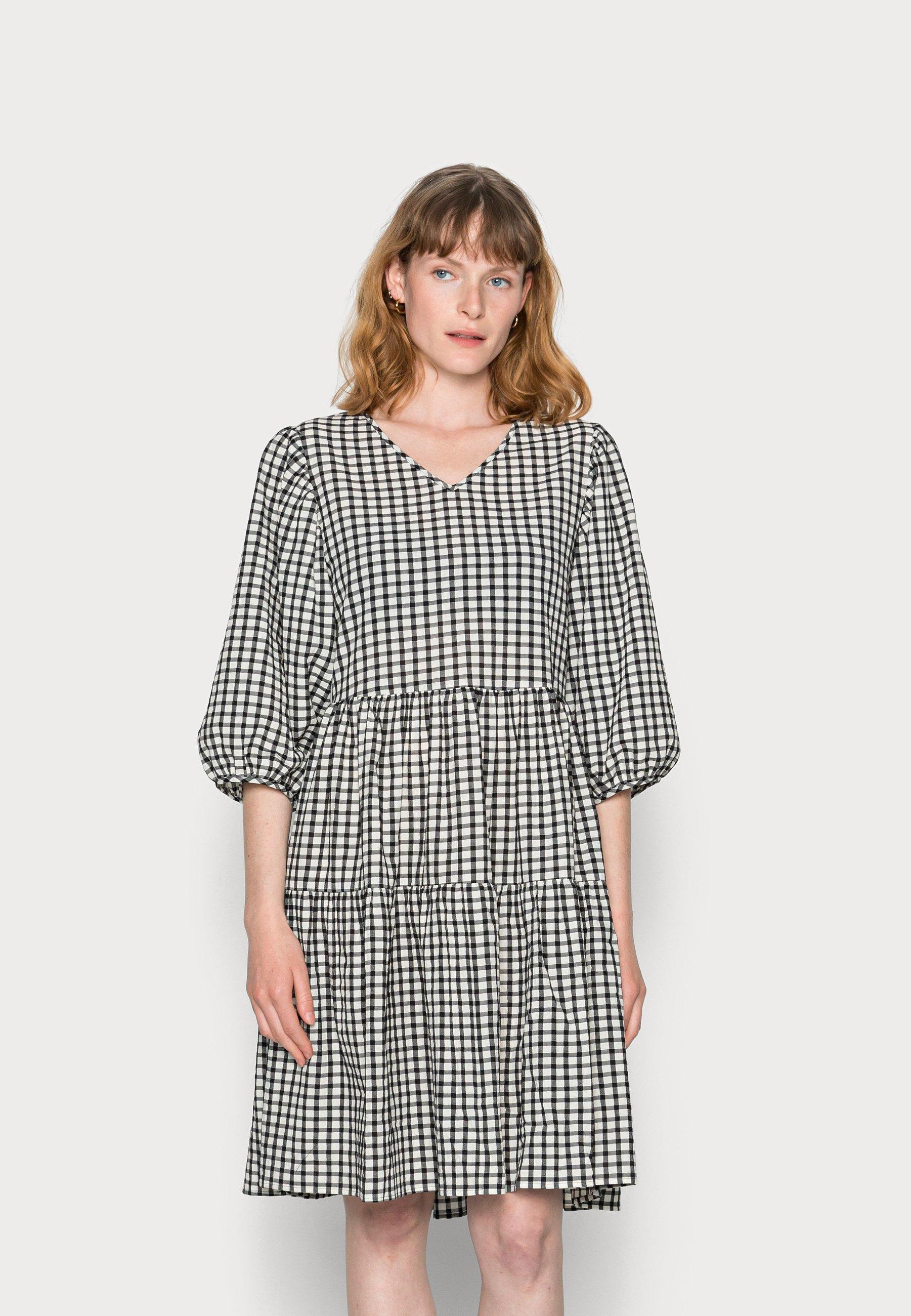 Women DRESS WIDE SLEEVES - Day dress