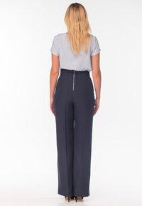 Diyas London - CHERRY - Trousers - blue - 2