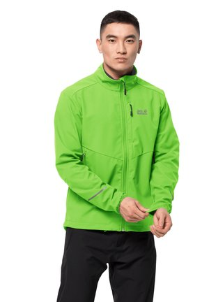 DELTA TOUR JKT M - Soft shell jacket - leaf green