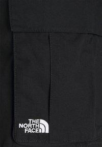 The North Face - ANTICLINE CARGO SHORT - Träningsshorts - black - 5