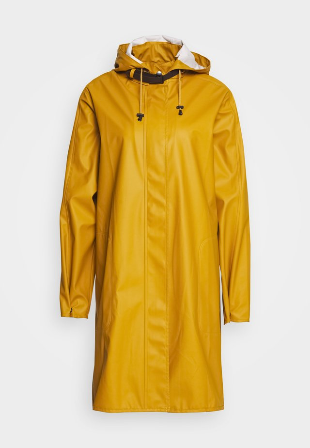 TRUE RAINCOAT - Parka - dijon