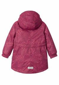 Reima - TAHO - Winter coat - jam red - 1