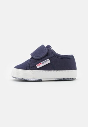 4006 UNISEX - First shoes - white/navy