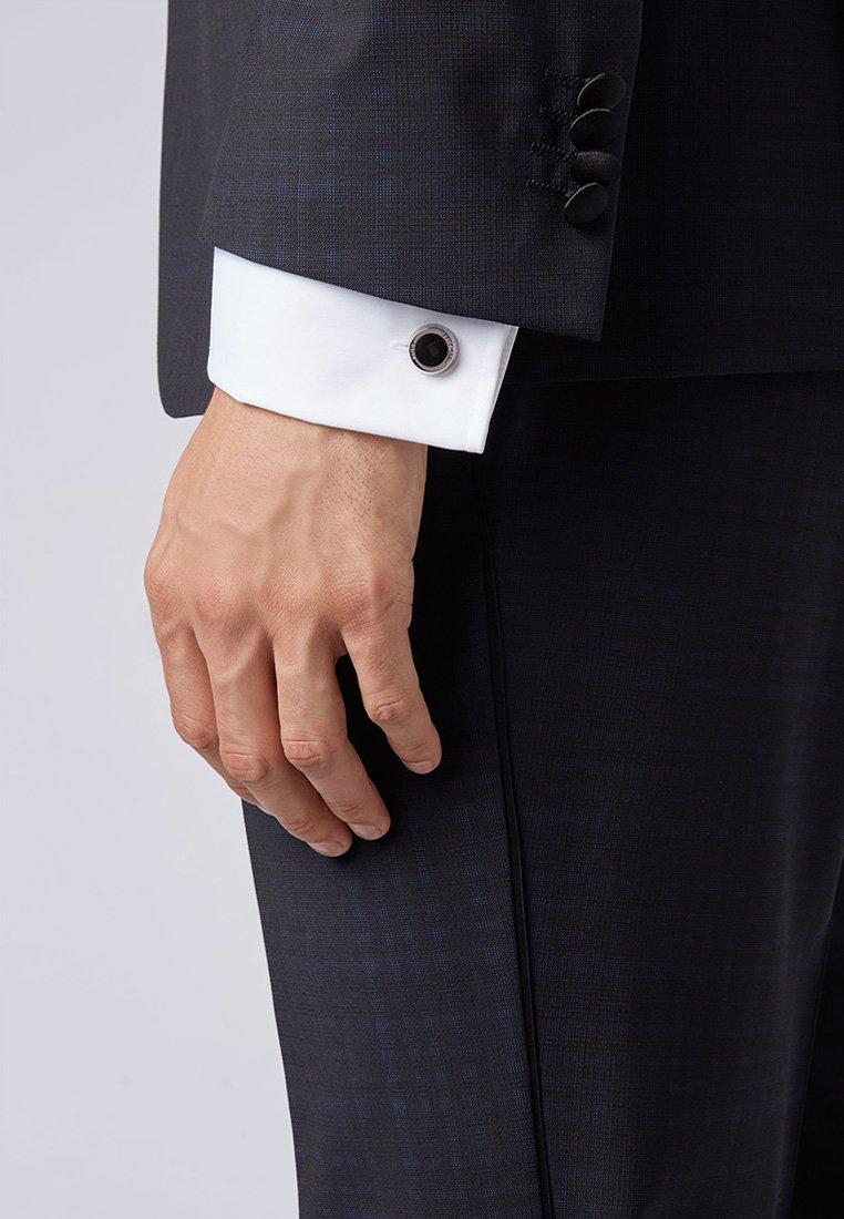 BOSS - SIMONY MIT RUNDEM VERSCHLUSS - Cufflinks - white
