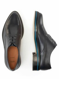 BOSS - DALLAS_DERB_LT - Smart lace-ups - dark blue - 4