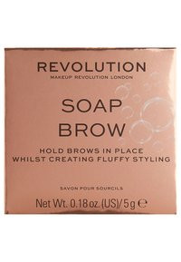 Make up Revolution - SOAP BROW - Ögonbrynsgel - - - 1