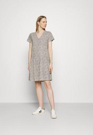 JODINA - Jersey dress - whitecap gray