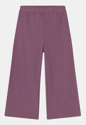 MINI TROUSERS COSY  - Kalhoty - light dusty lilac