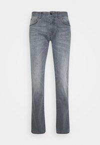 TOM TAILOR - JOSH - Straight leg jeans - grey denim - 5