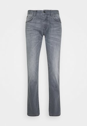 JOSH - Jeans Straight Leg - grey denim
