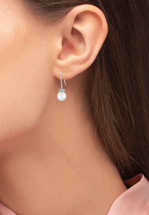OHRSCHMUCK ADA - Earrings - silberfarben poliert