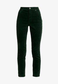 Monki - KIMMY TROUSERS - Trousers - green - 3