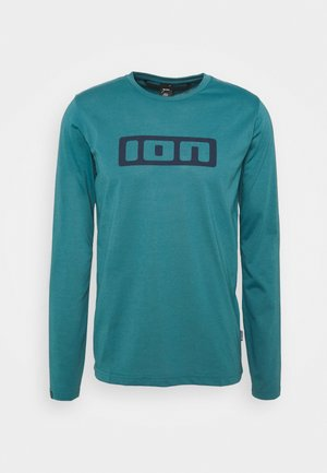 TEE SEEK - Long sleeved top - laguna green