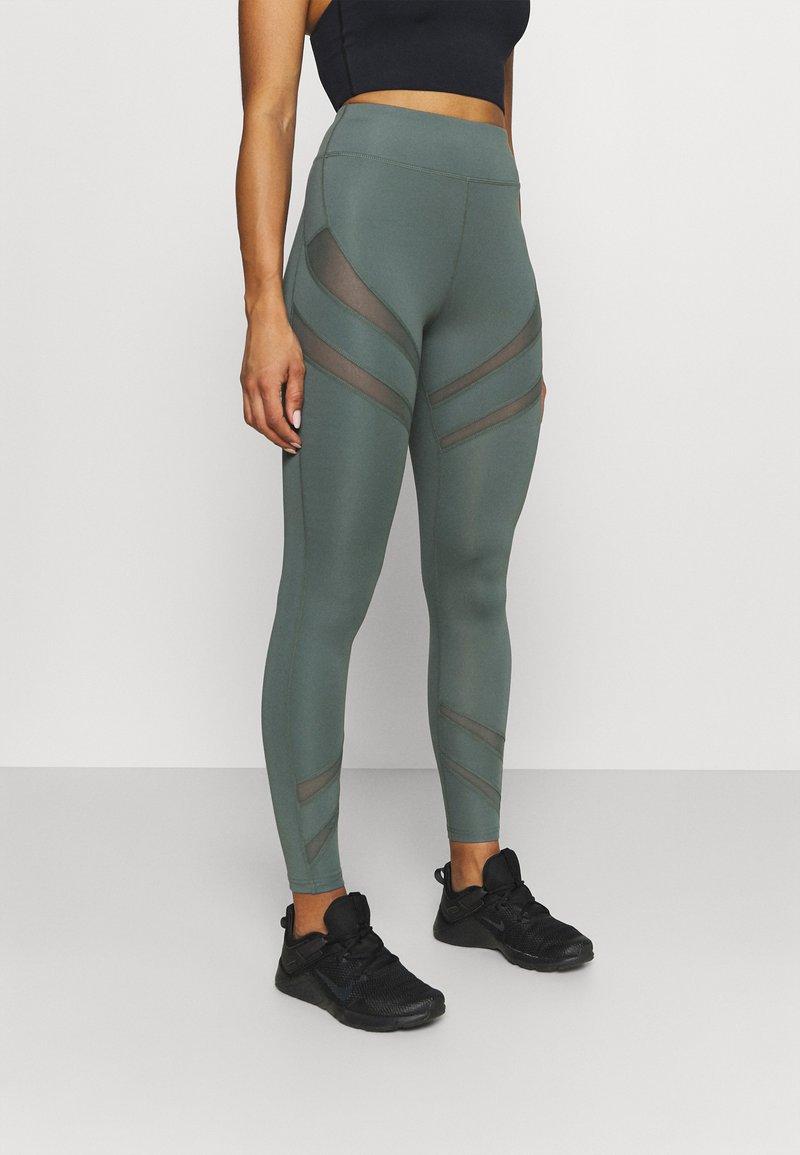 Even&Odd active - Leggings - green