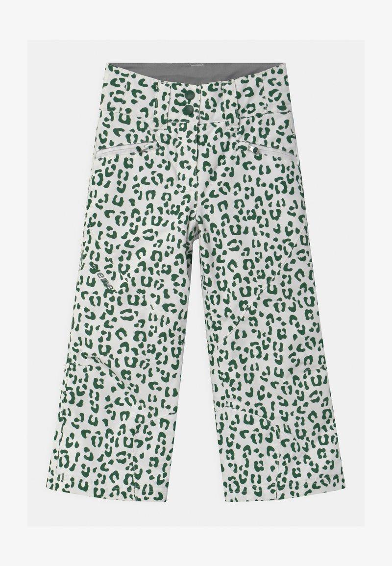 Ziener - ALIN UNISEX - Zimní kalhoty - white