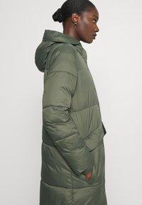 edc by Esprit - COAT - Winter coat - khaki green - 3