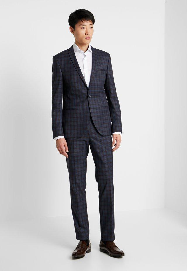 OLDEN SUIT - Suit - blue