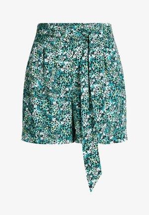 MET DESSIN. - Shorts - green